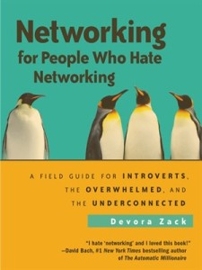 hate networking