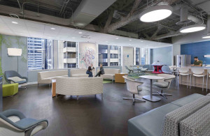 Starcom OfficesChicago, ILNelsonPadgett and Company Job#3741
